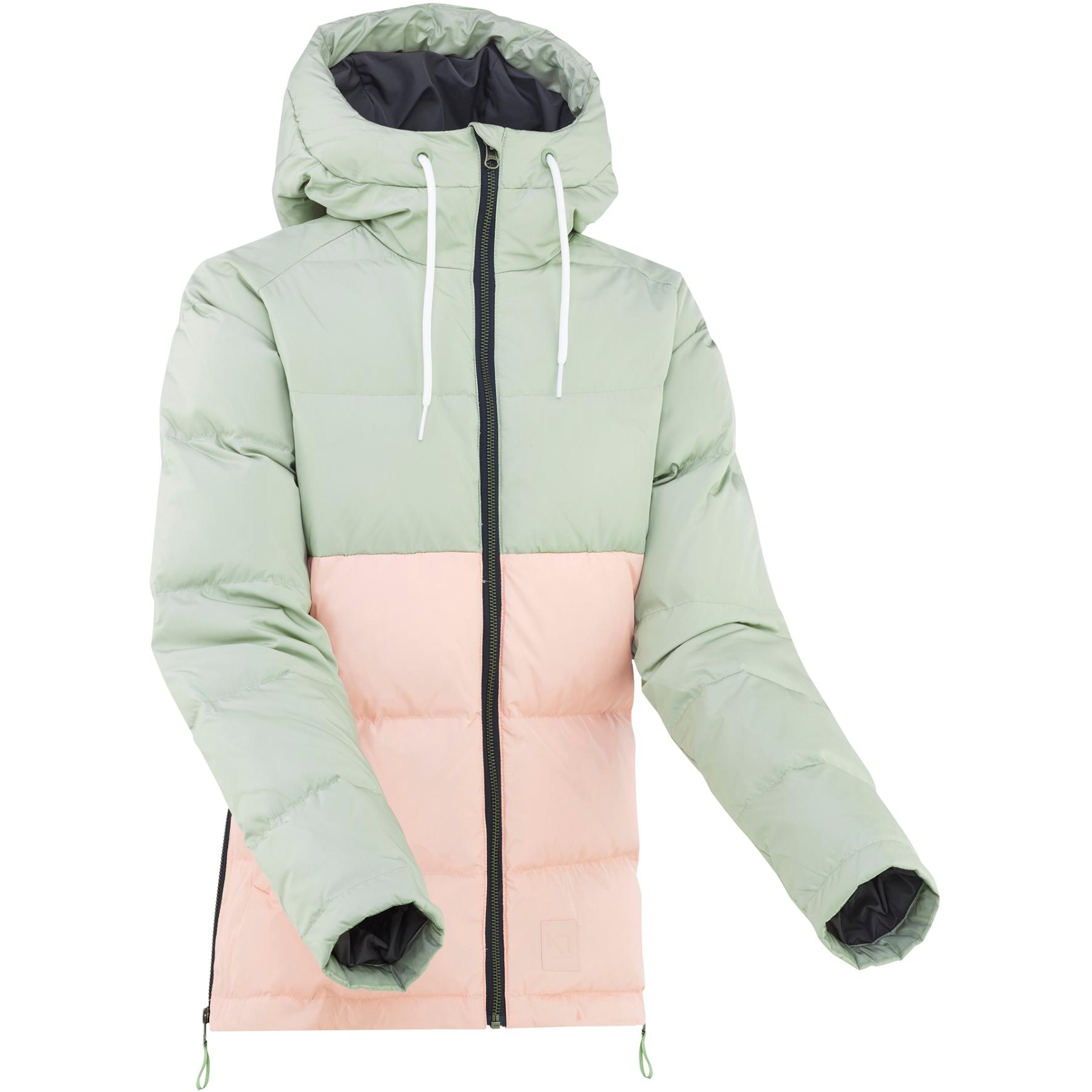 Kari Traa Astrid Women's Down Jacket - Slate