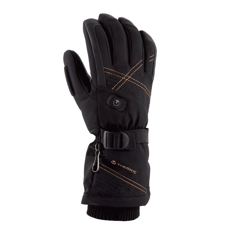 therm-ic Ultra Heat Gloves Women Beheizbare Damen-Handschuhe - Schwarz