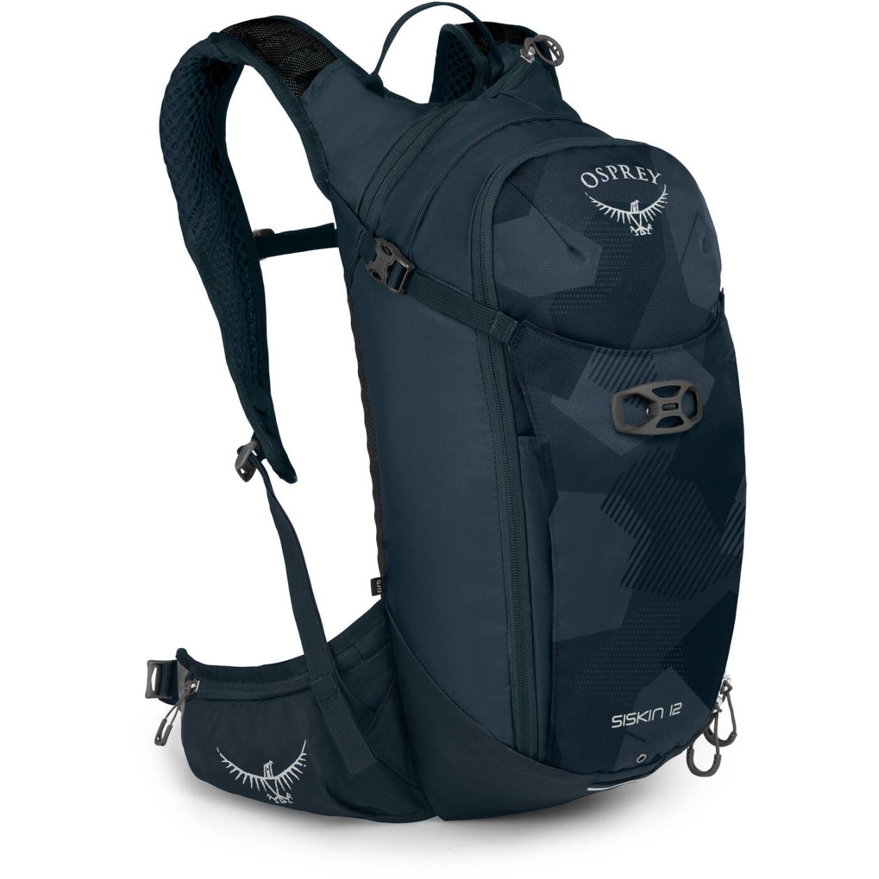 Osprey Siskin 12 Hydration Backpack - Slate Blue