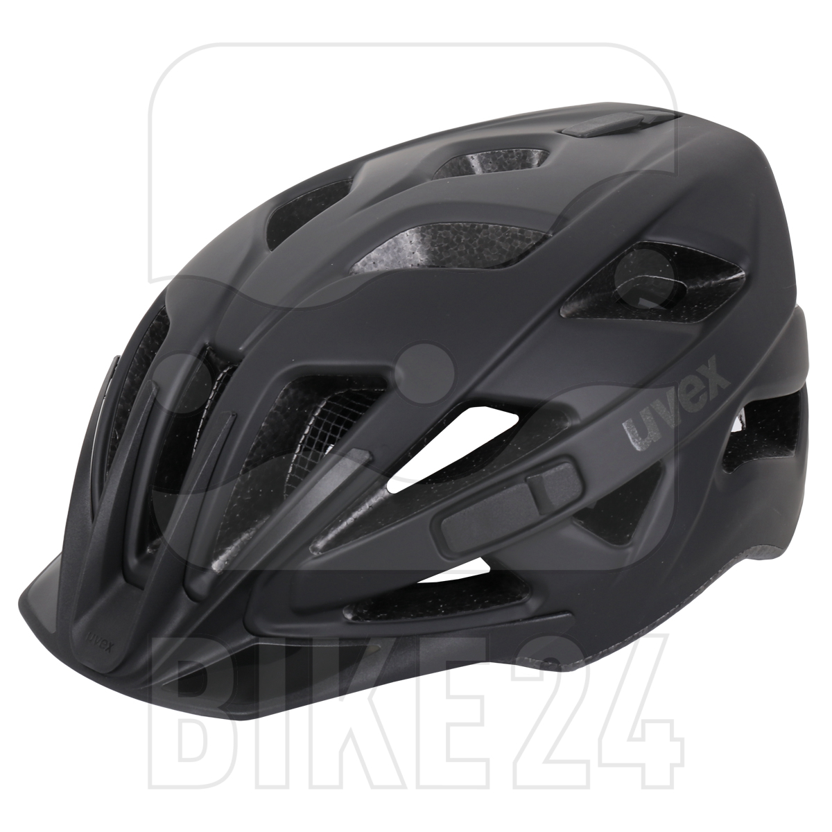Uvex touring cc Helmet - black mat