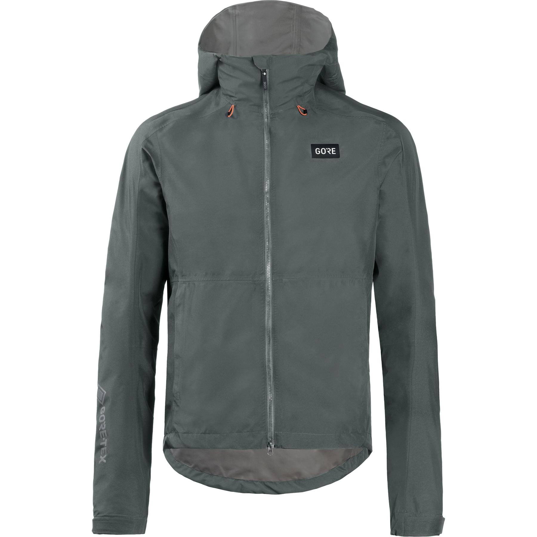 Produktbild von GORE Wear Endure Jacke für Herren - urban grey BB00