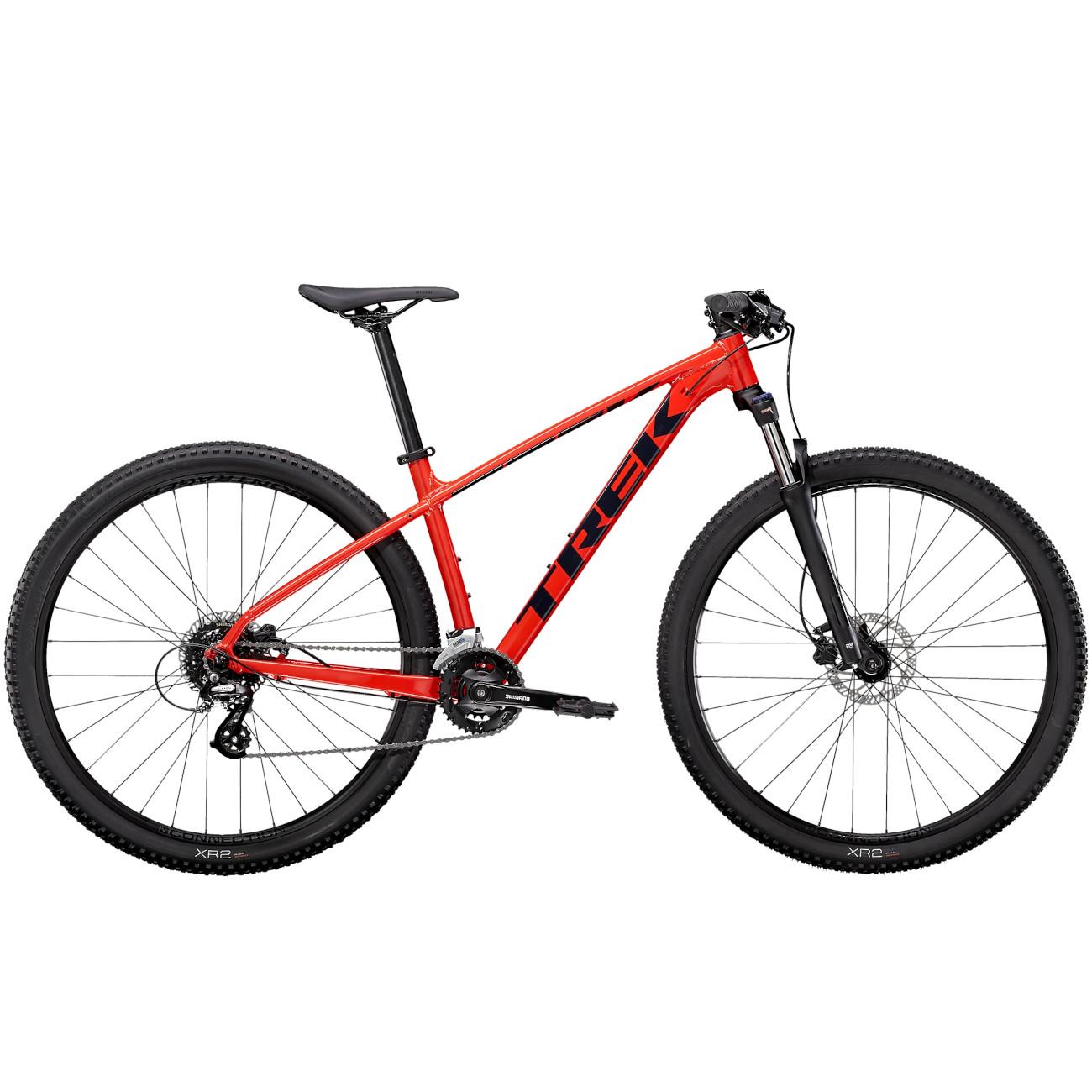 Trek MARLIN 6 Mountainbike - 2022 - Radioactive Red / Trek Black