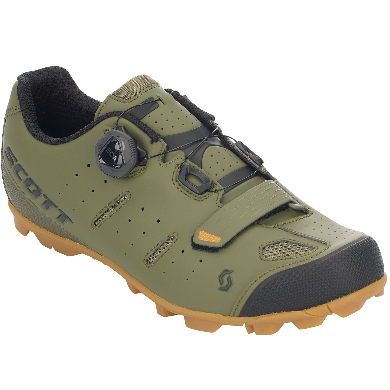 SCOTT MTB Elite BOA Shoe - green moss/black
