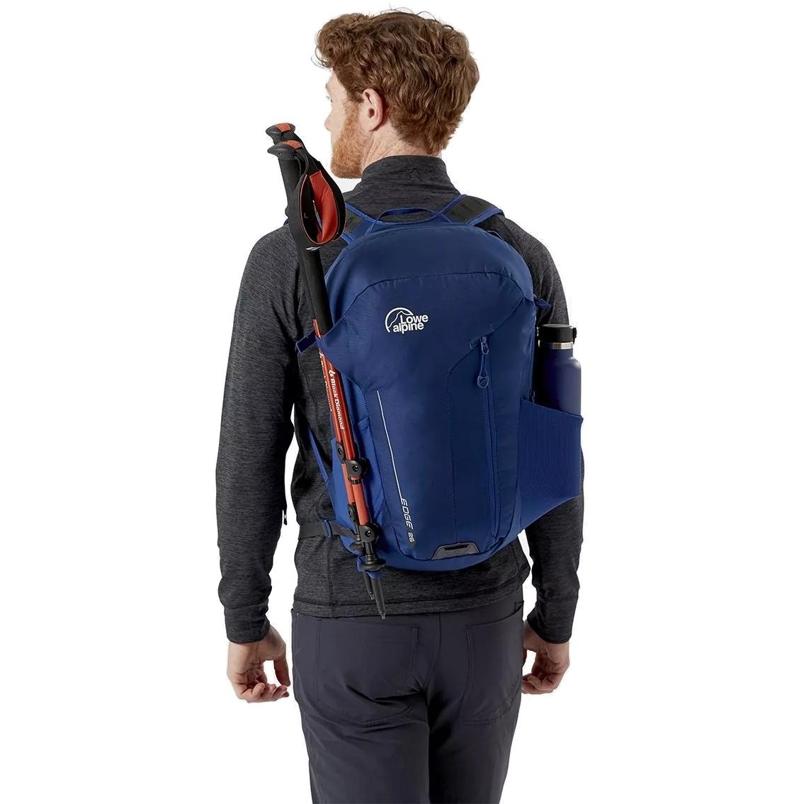 Image of Lowe Alpine Edge 26 Backpack - Ebony