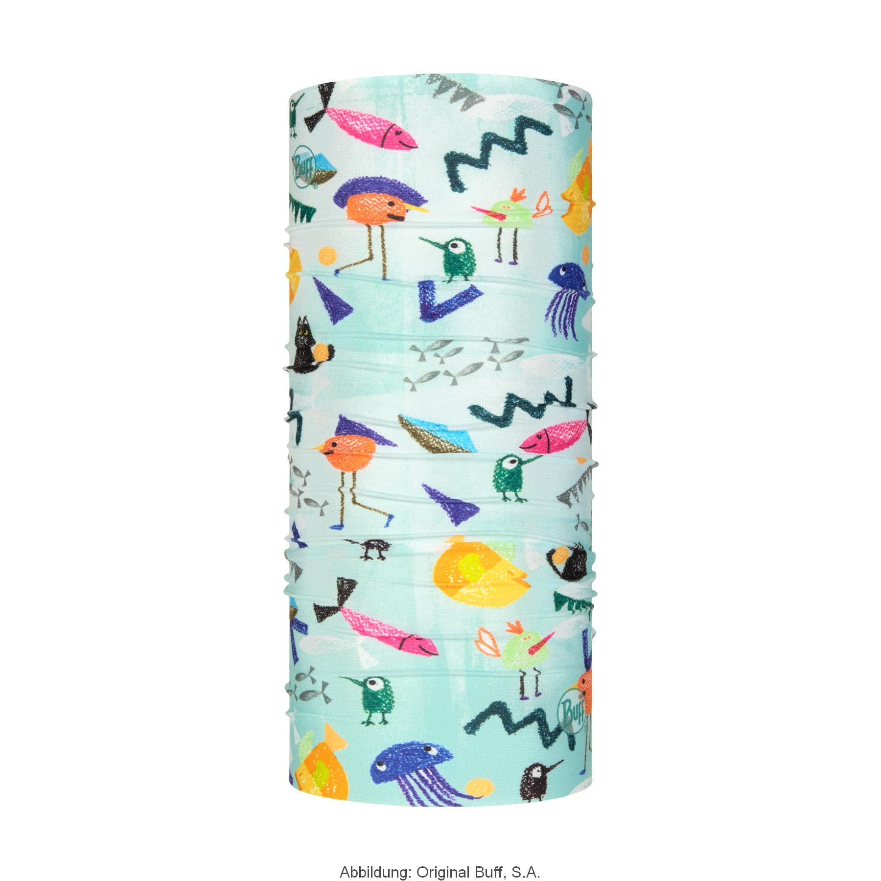 Buff® CoolNet UV+® Multifunctional Cloth Baby - Otom Skye
