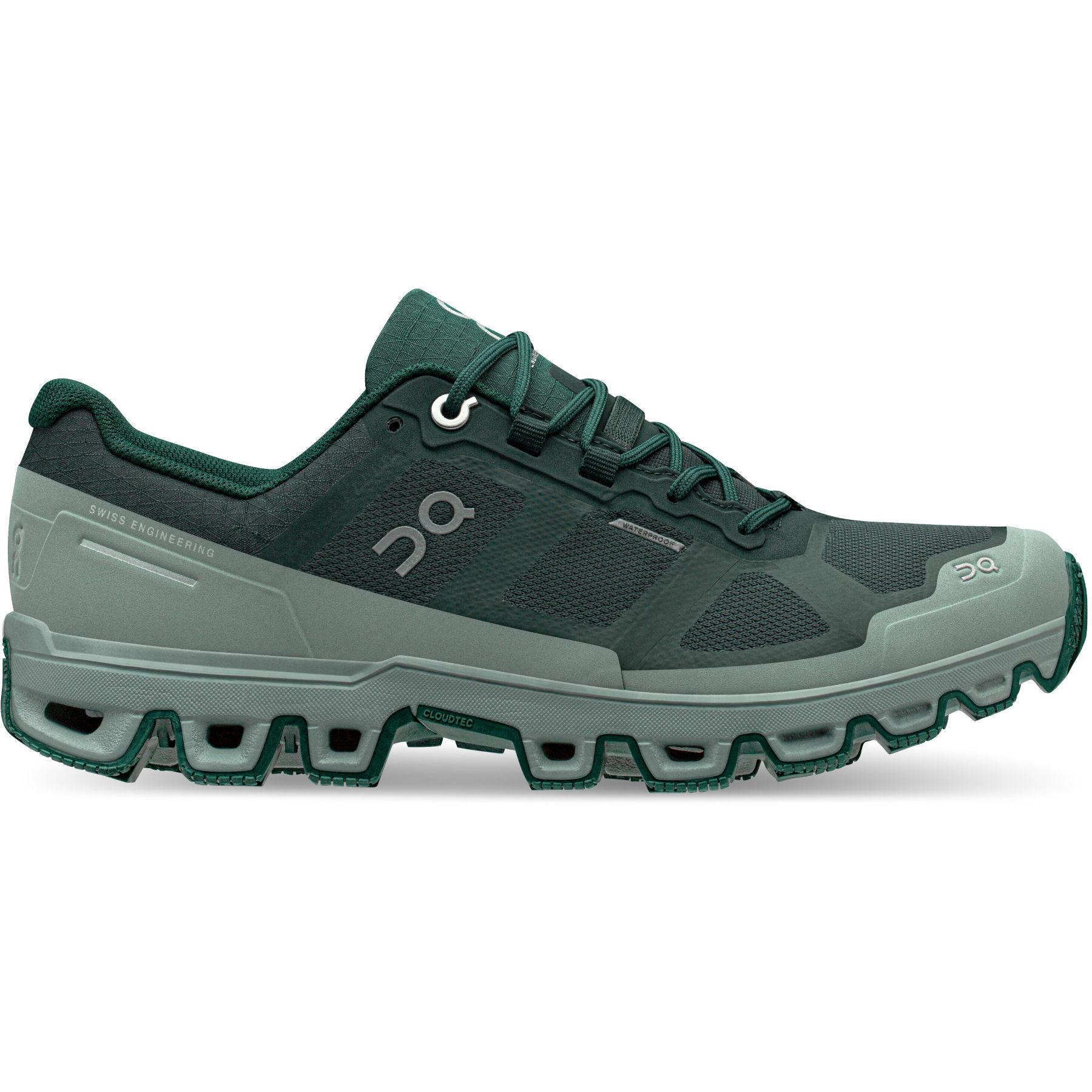 On Cloudventure Waterproof Zapatillas de Trailrunning para Mujer - Juniper & Sea