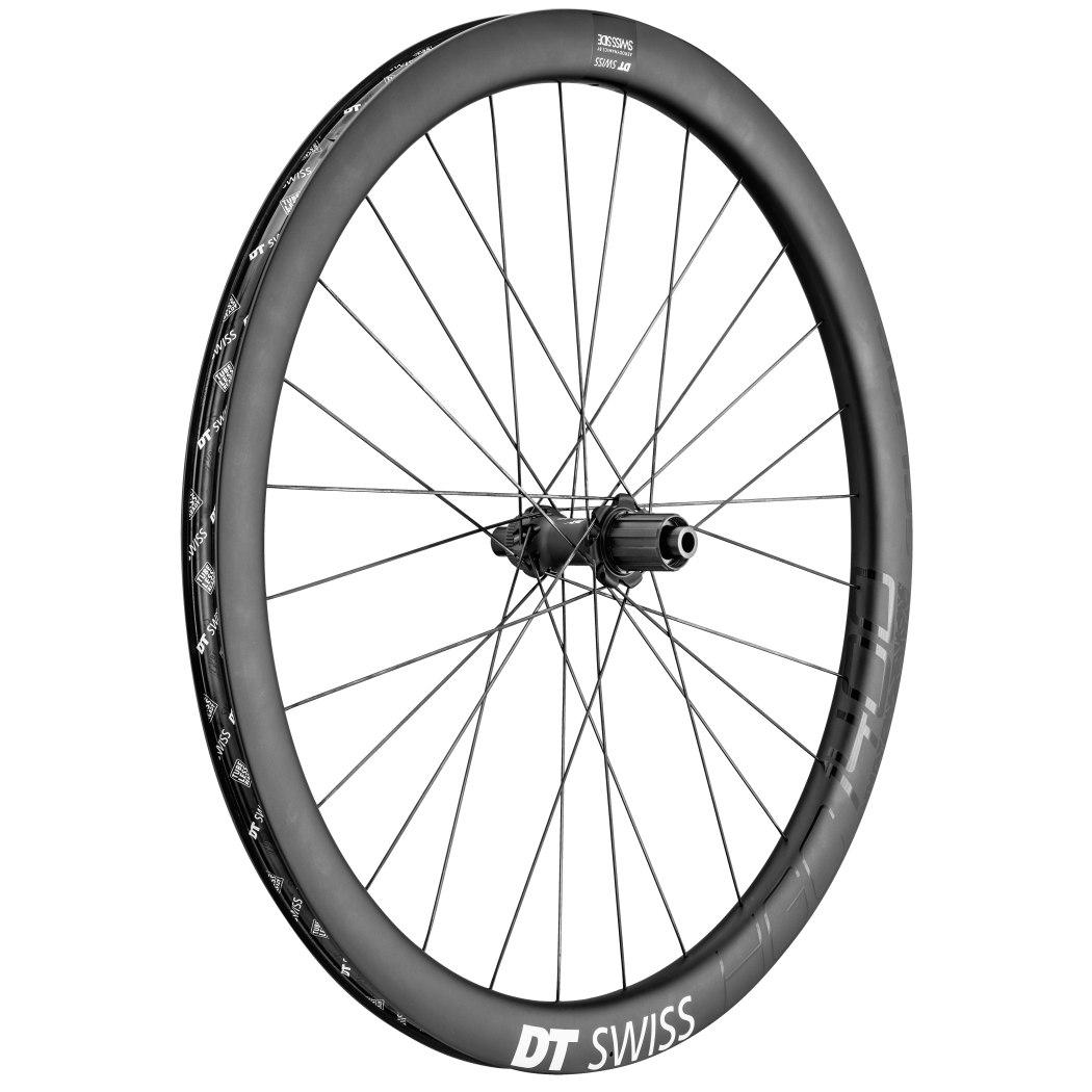 "DT Swiss HGC 1400 Spline Carbon db 42 - 27.5"" Rear Wheel - Clincher - Centerlock / 6 Bolt - Shimano HG / SRAM XDR - 12x142mm"