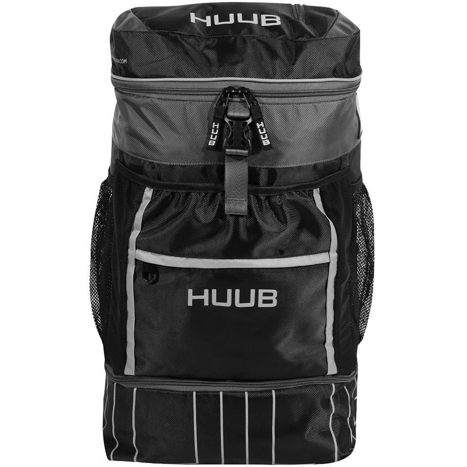 Produktbild von HUUB Design Transition II Rucksack - schwarz/grau/weiß