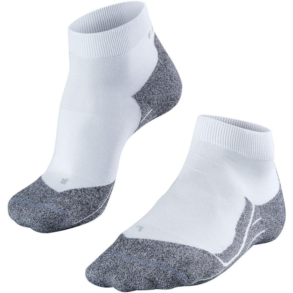 Falke RU4 Light Short Women Running Socks - white-mix
