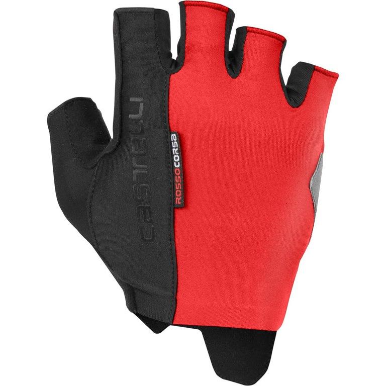 Castelli Rosso Corsa Espresso Gloves - red 023