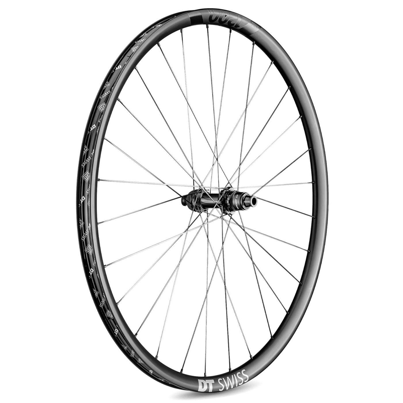 "DT Swiss XRC 1200 SPLINE 25 - Carbon - 29"" Rear Wheel - Clincher - Centerlock / 6-Bolt - Shimano Micro Spline / SRAM XD - 12x148mm Boost"