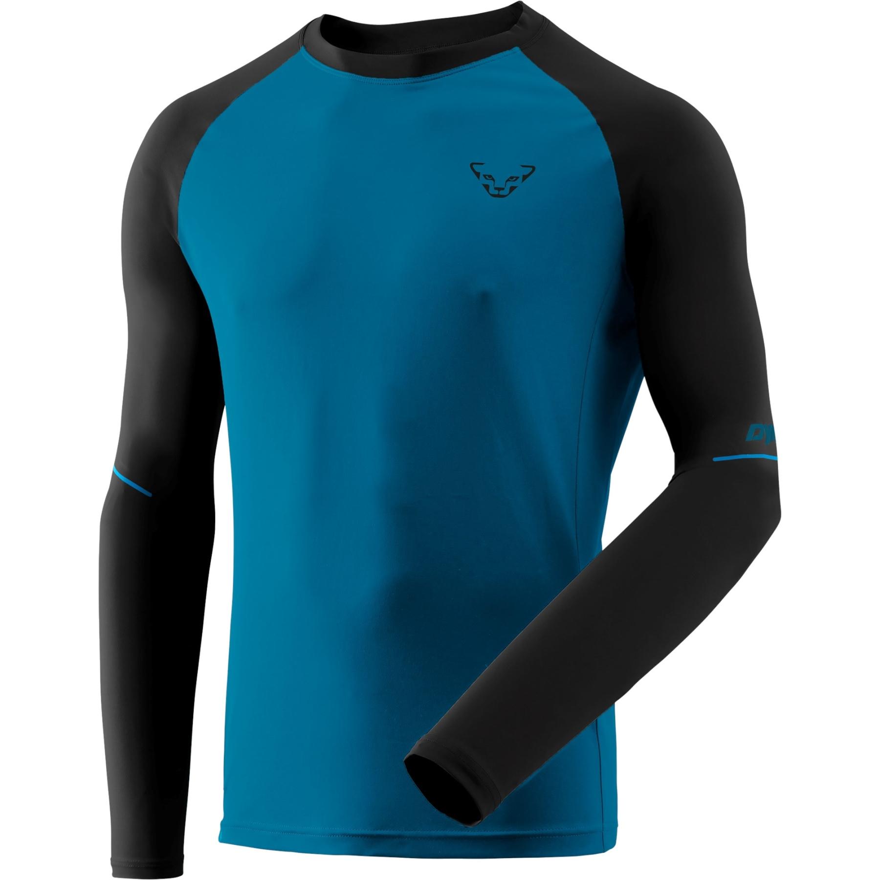 Produktbild von Dynafit Alpine Pro Langarmshirt Herren - Black Out Reef