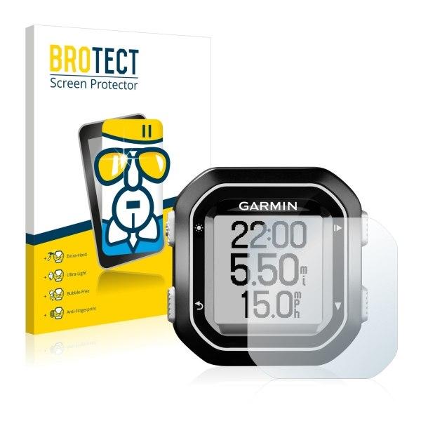 Bedifol BROTECT® AirGlass® Premium Glass Screen Protector Clear for Garmin Edge 25