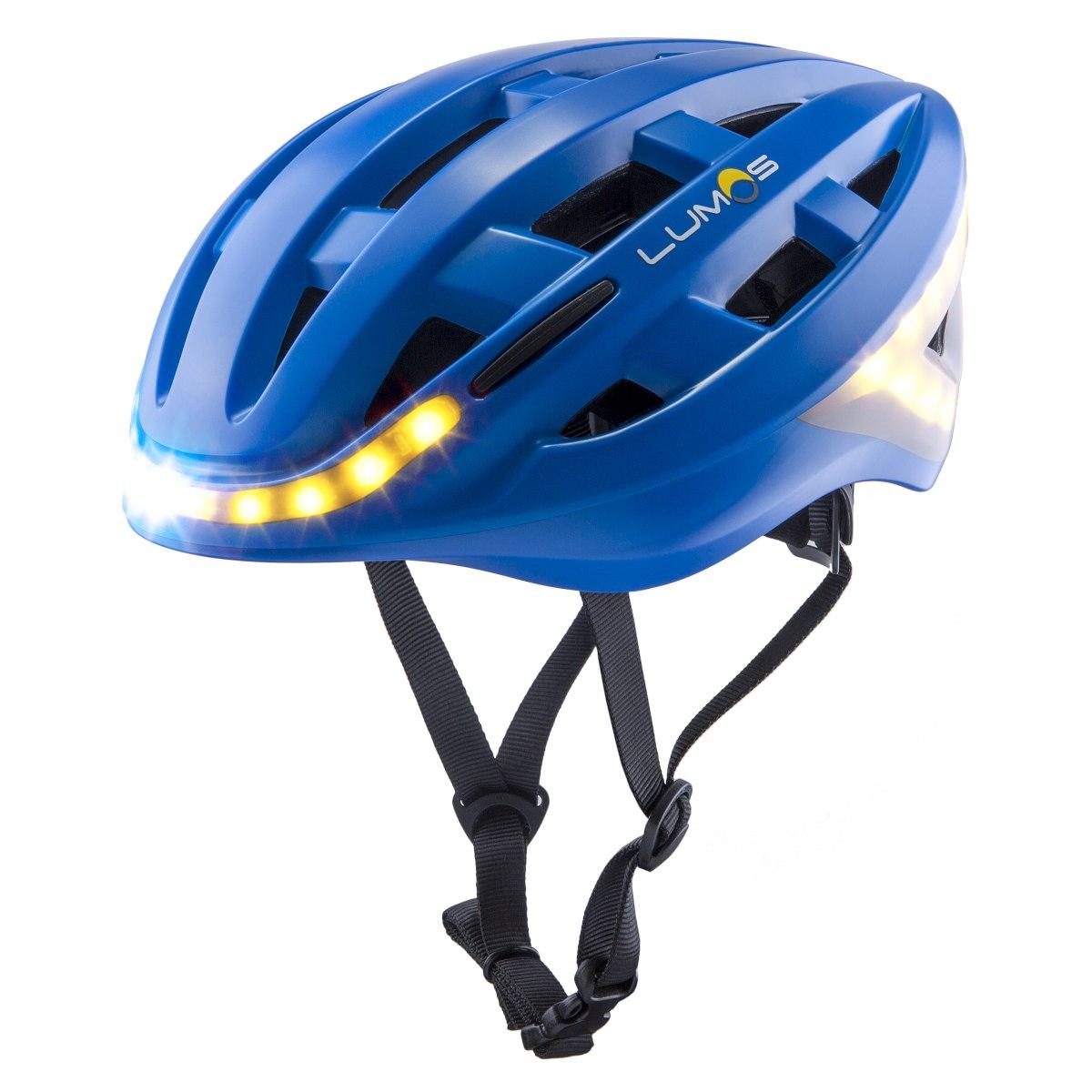 Lumos Kickstart Helmet - Cobalt Blue
