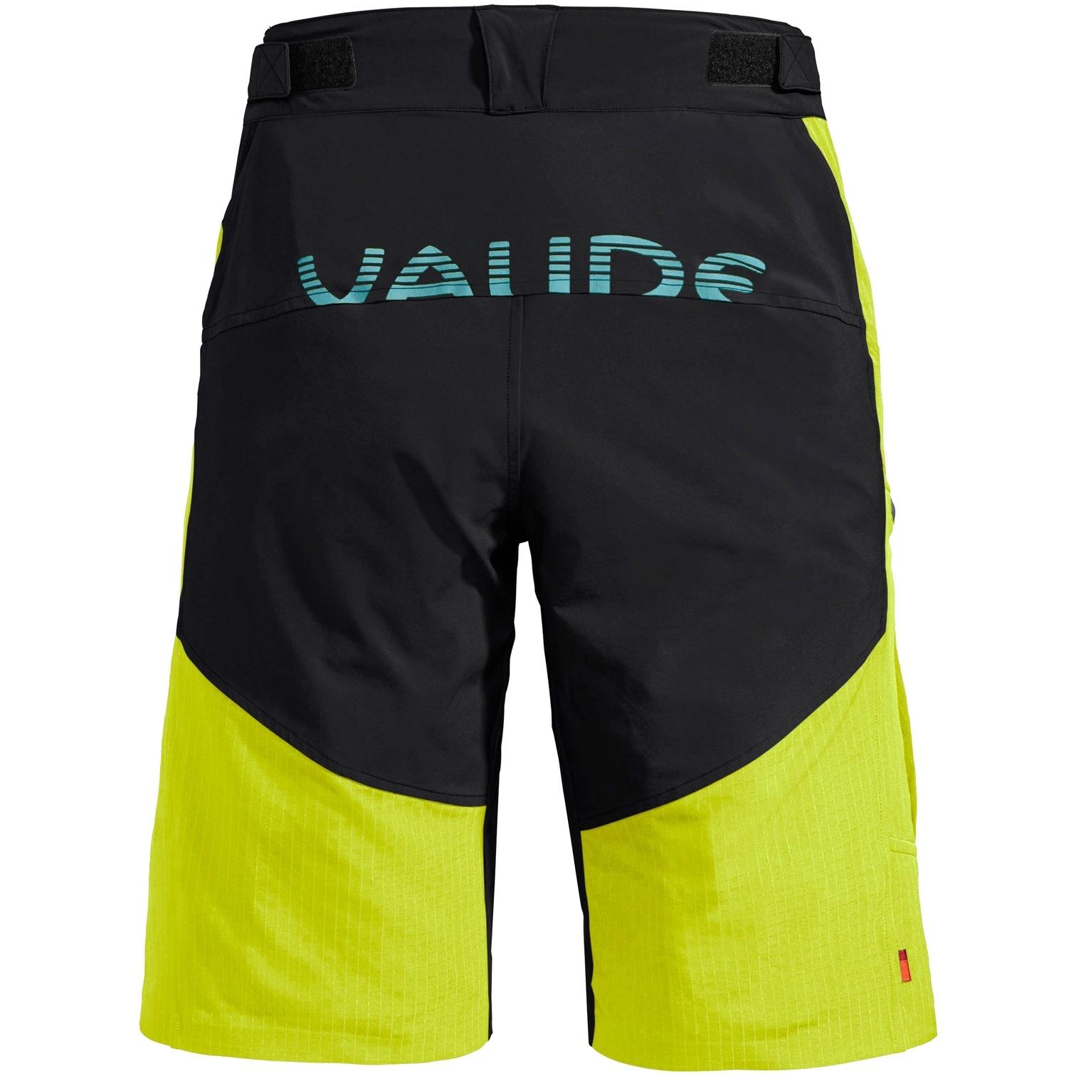 Bild von Vaude Virt Shorts - bright green