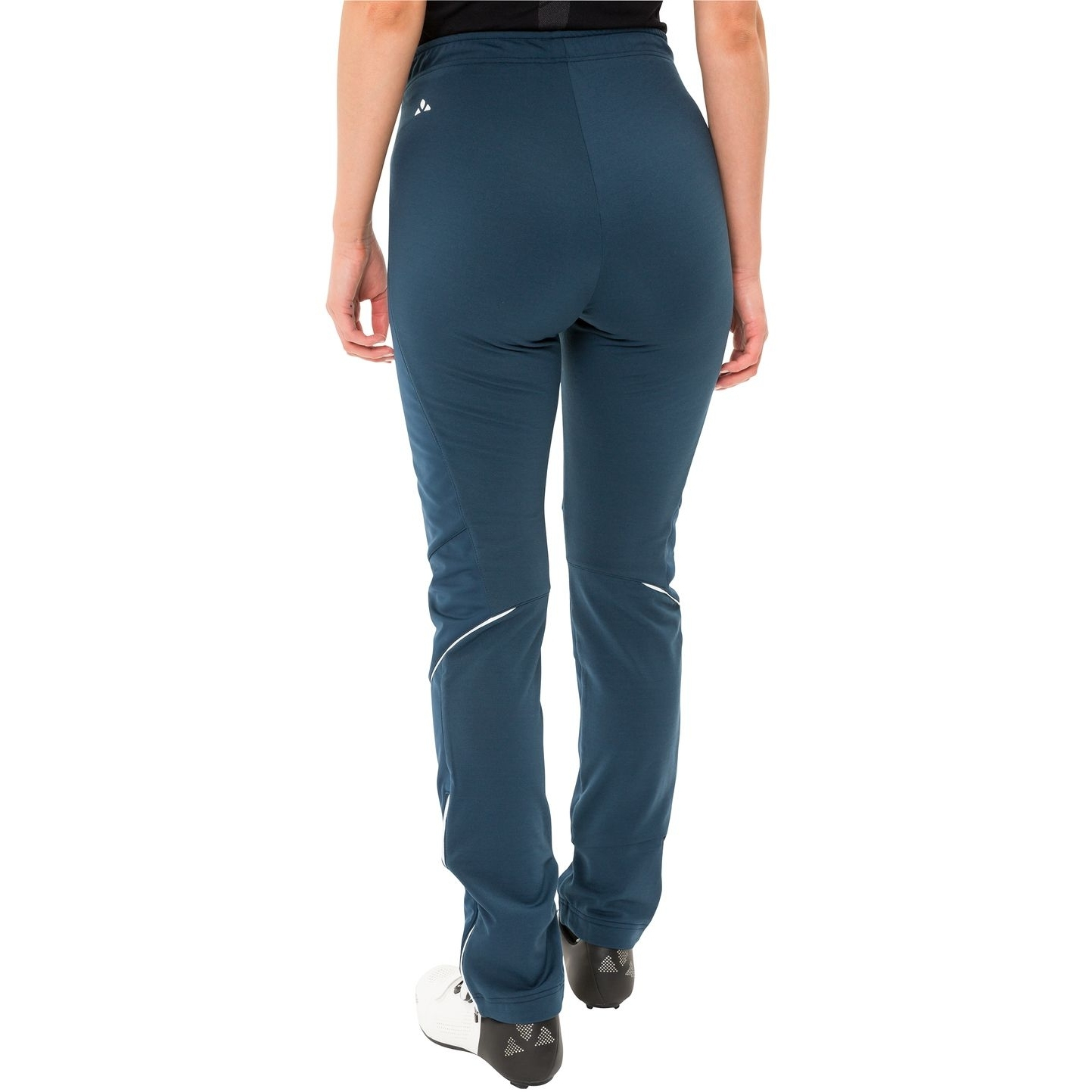 Image of Vaude Women's Wintry Pants IV - dark sea