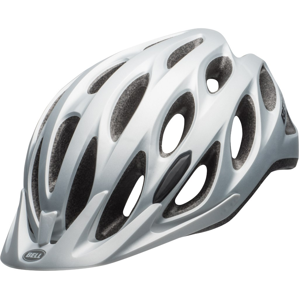Bell Tracker Helmet UA (54-61 cm) - matte silver