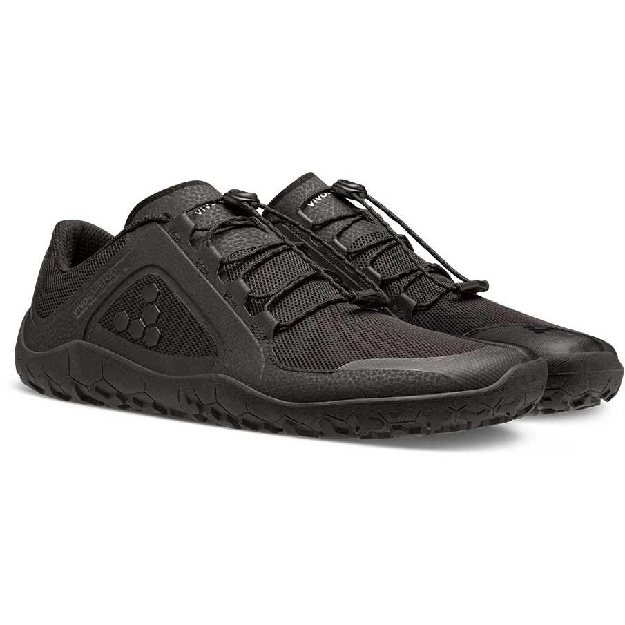 Image of Vivobarefoot Primus Trail II FG Women Barefoot Shoe - Obsidian