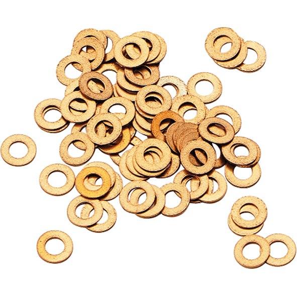 Foto de DT Swiss Spoke Head Washers for 2.0mm spokes (10 pieces)