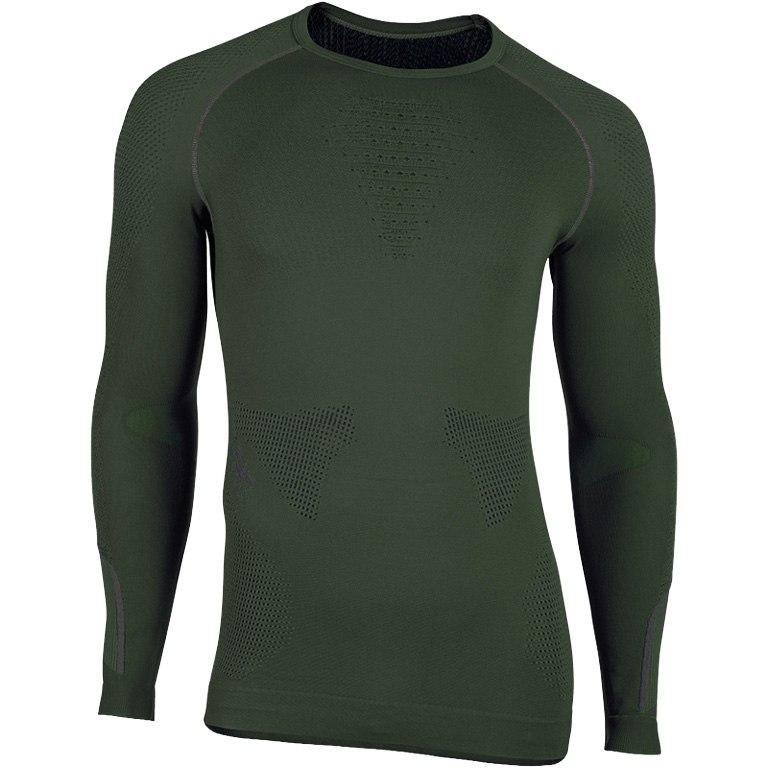 UYN Ambityon Underwear Langarmshirt - Kombu Green Hunting/Green