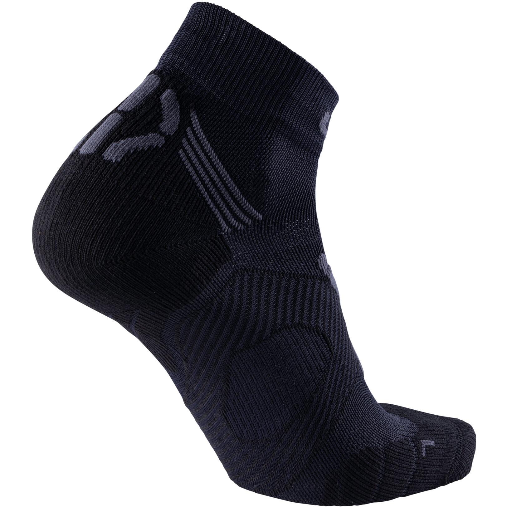 Bild von UYN Running Super Fast Socken - Black/Anthracite