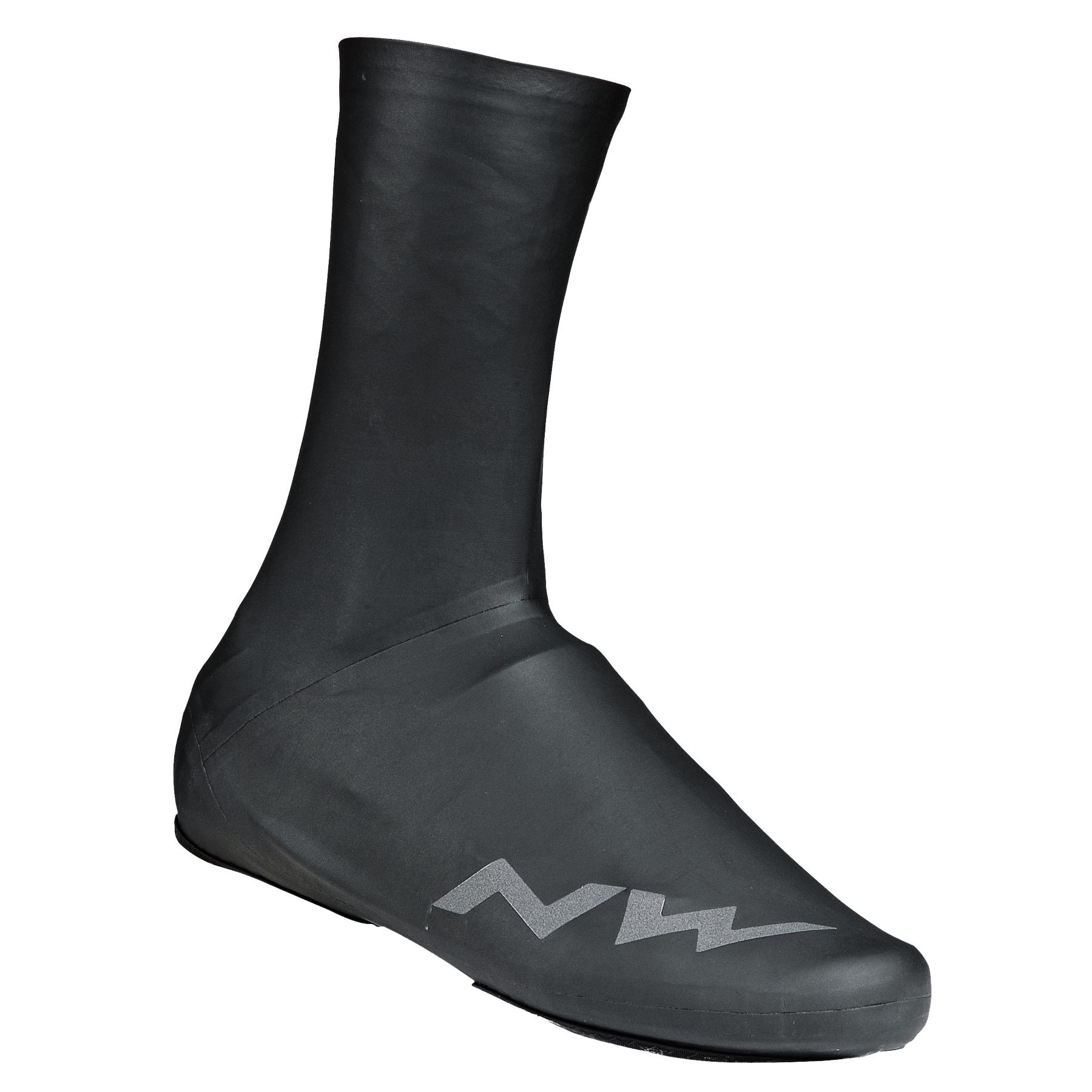 Northwave Fast H20 Shoecover - black 10