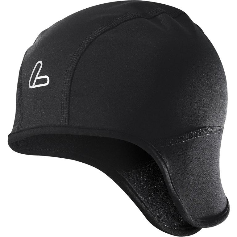 Löffler Windstopper Cycling Skull Cap Underhelmet 09026 - black 990
