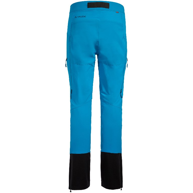 Image of Vaude Men's Shuksan Hybrid Pants - icicle