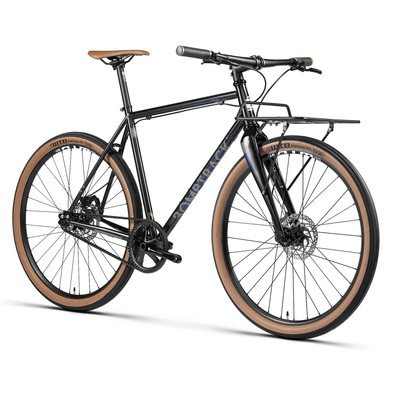 Image of Bombtrack Outlaw - 650B Urbanbike - 2021 - matt black / navy blue