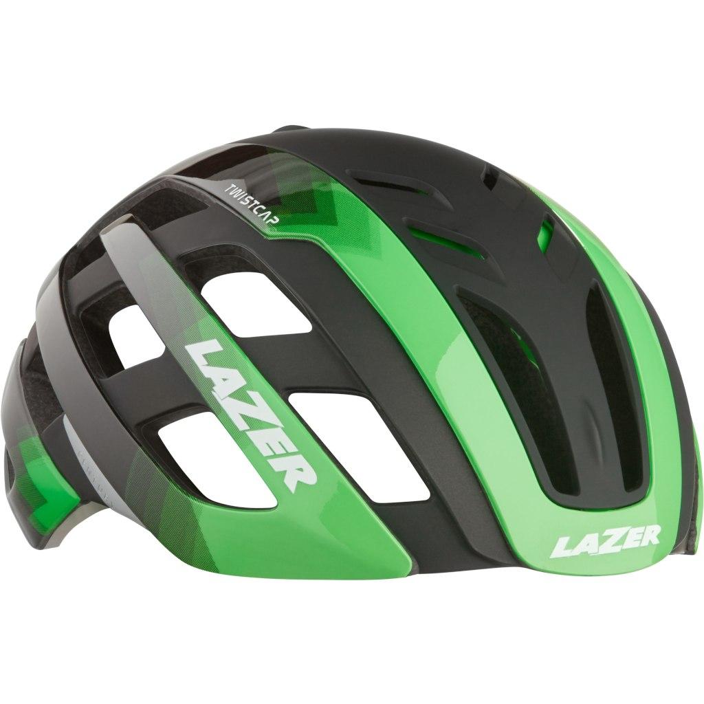 Lazer Century Helm - flash green