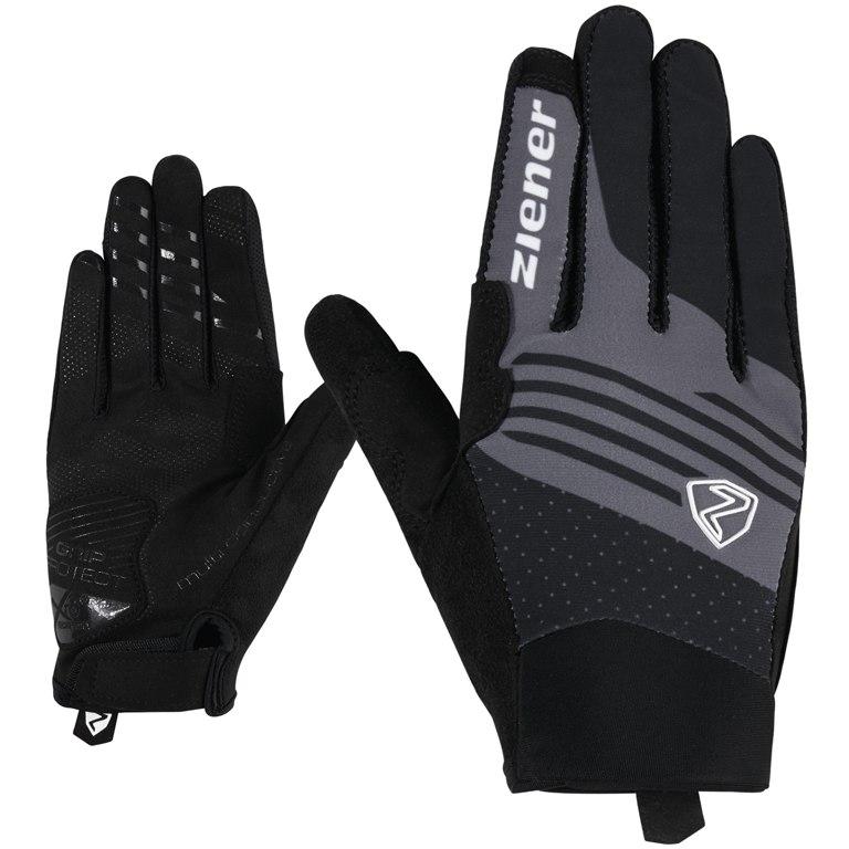 Ziener Cäthe Touch Lady Vollfinger-Handschuh - black