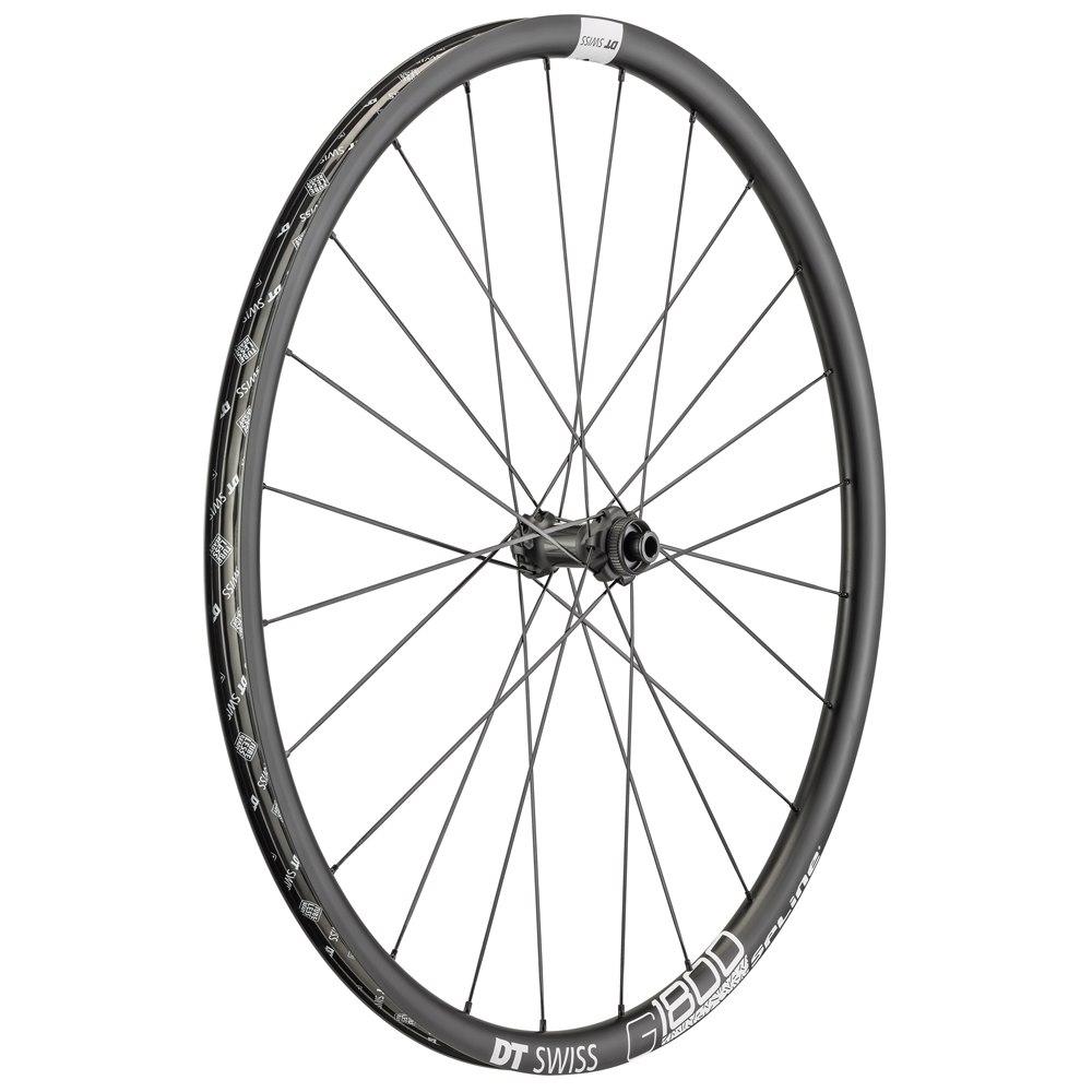 DT Swiss G 1800 Spline 25 - Front Wheel - Clincher - Centerlock / 6-Bolt - 12/15x100mm/QR
