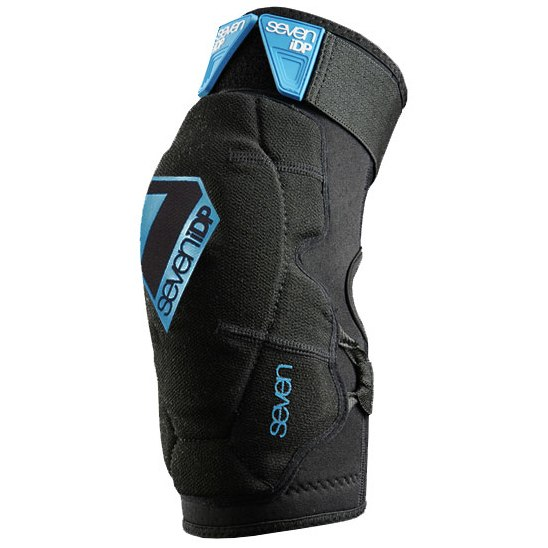 7 Protection 7iDP Flex Elbow Pads - Youth Knee Pads - black-blue