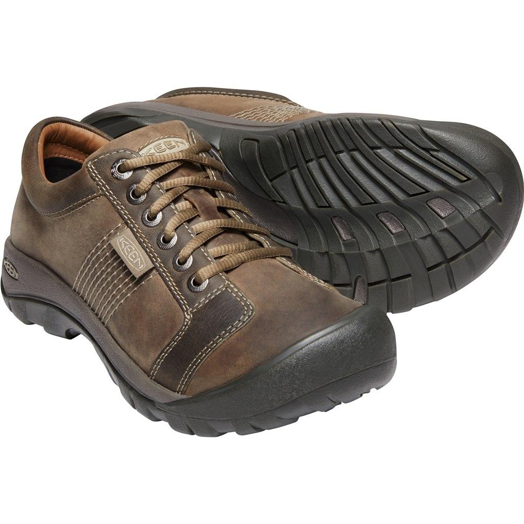 KEEN Austin Casual Shoe - Brindle / Bungee Cord