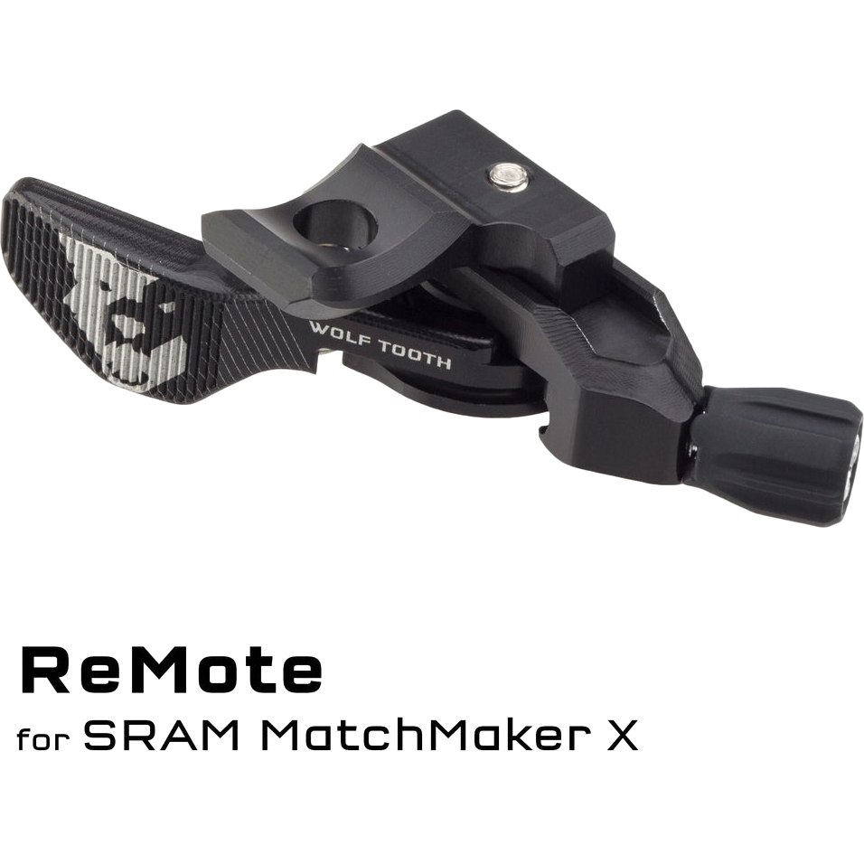 Image of Wolf Tooth ReMote Dropper Post Remote for Direct Mounting on the Brake Lever