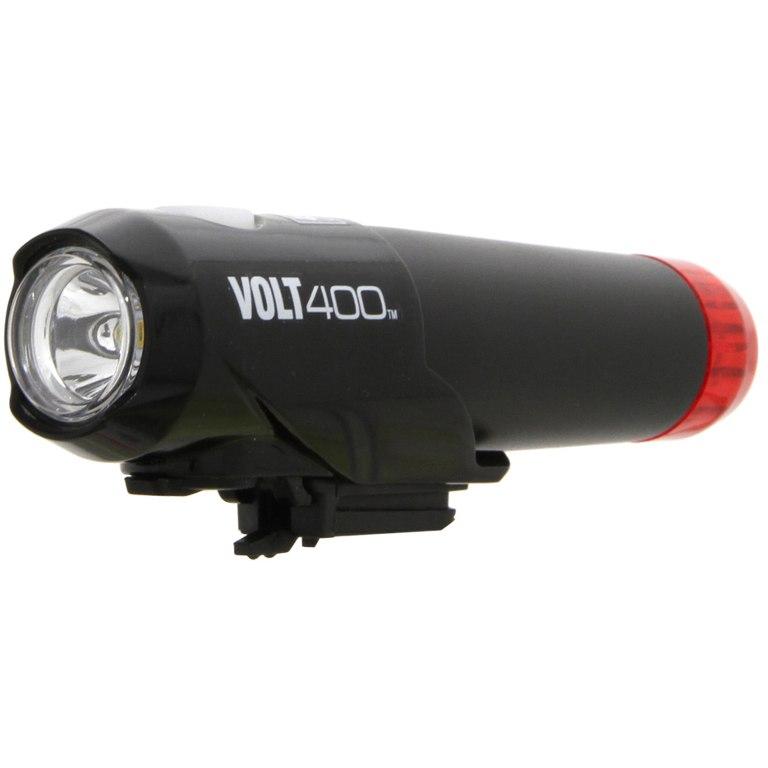 Produktbild von Cat Eye Volt400 Duplex Helmlampe HL-EL462RCH