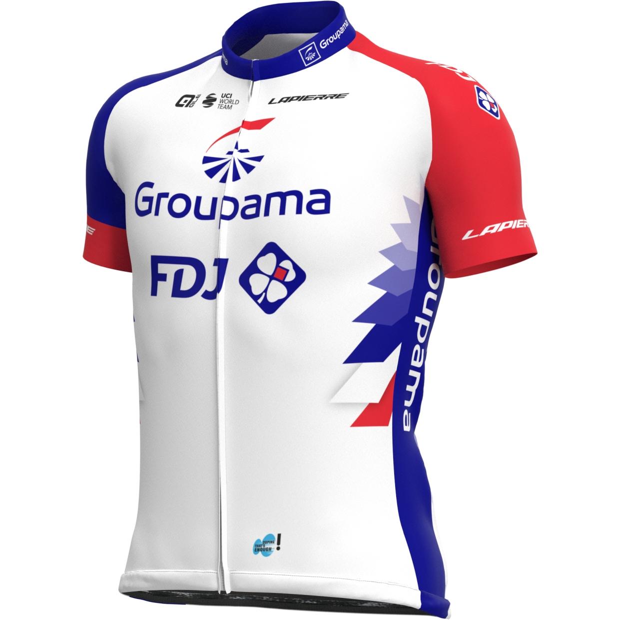 Alé Prime Jersey Team Groupama FDJ 2021