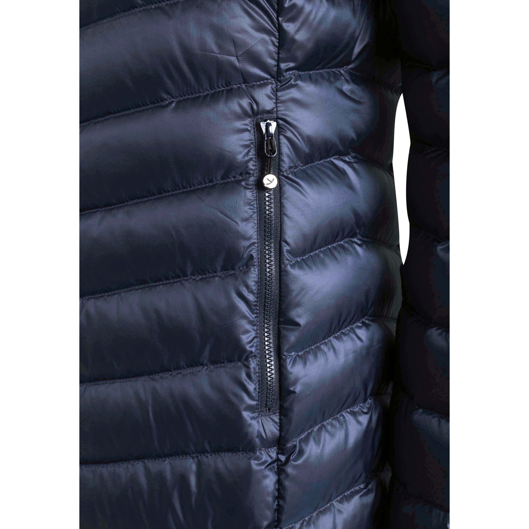 Image of Y by Nordisk Pearth Women's Down Coat - mood indigo