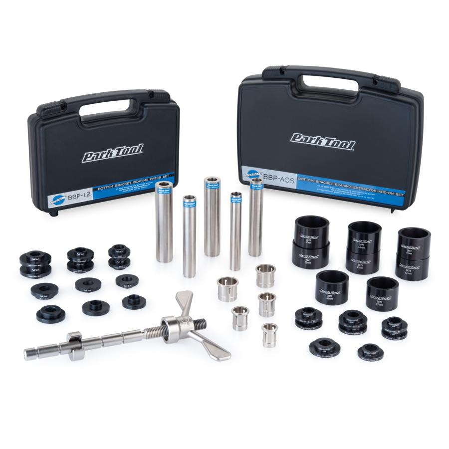 Park Tool BBP-2 Kit de Introducción y Extracción Presión del Pedalier