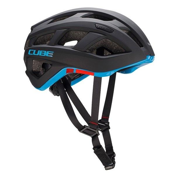Image of CUBE Helmet ROAD RACE - teamline