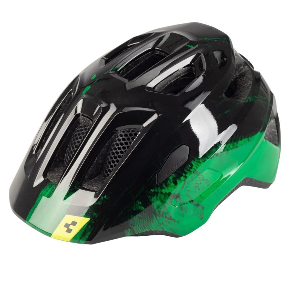 CUBE Helmet TALOK - green