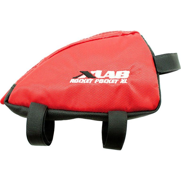 XLAB Rocket Pocket XL Bag - red