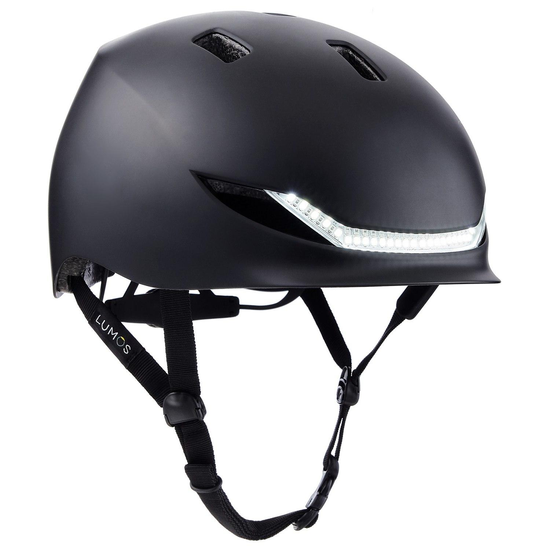Lumos Matrix MIPS Helmet - Charcoal Black