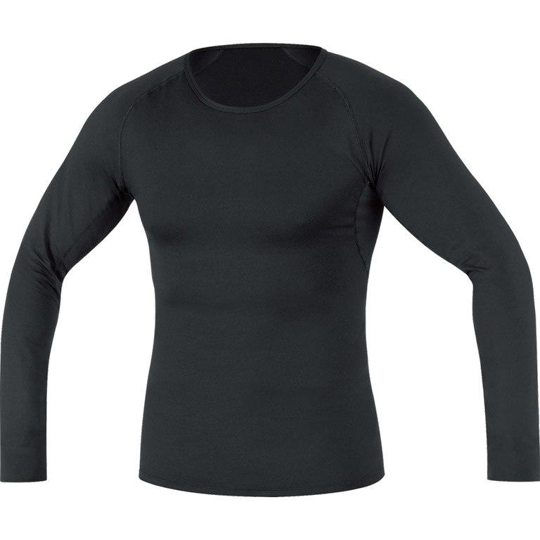 Foto de GORE Wear M Base Layer Thermo Camiseta manga larga - black 9900
