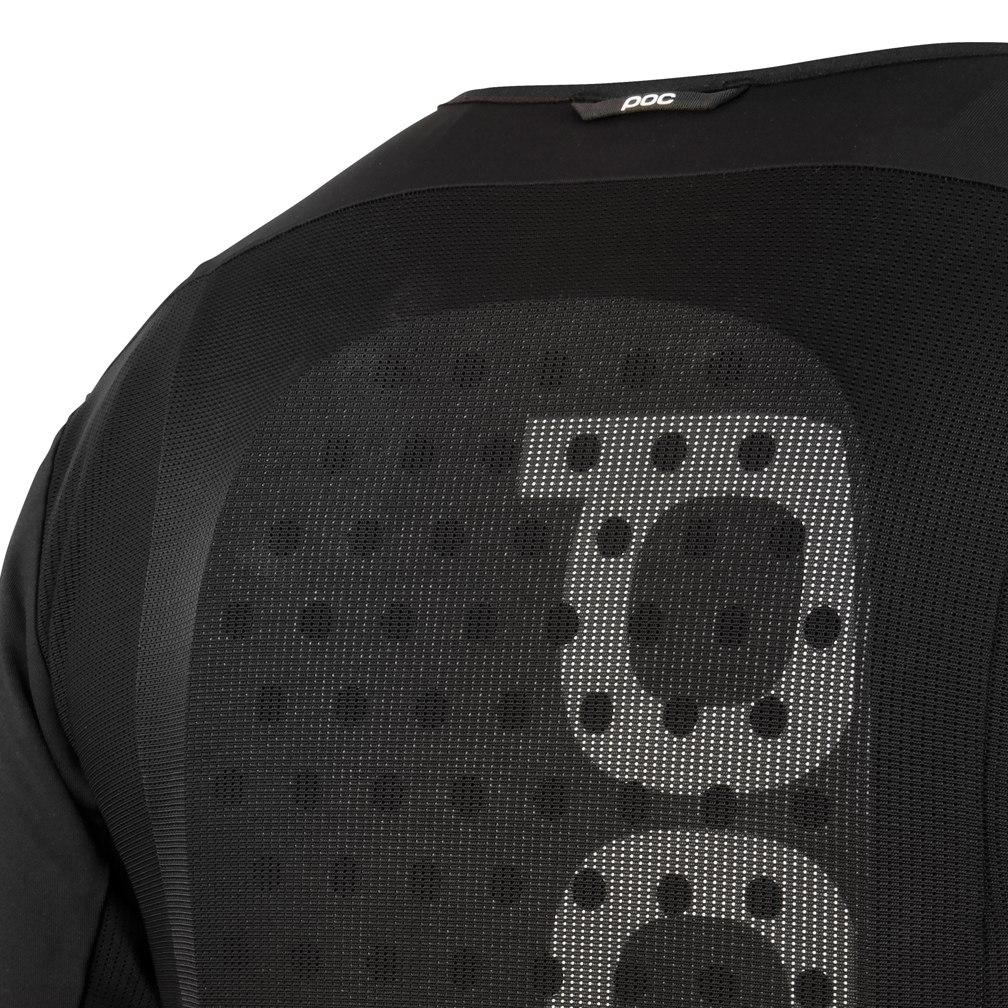 Bild von POC Spine VPD Air Tee Protektorenshirt - 1002 Uranium Black