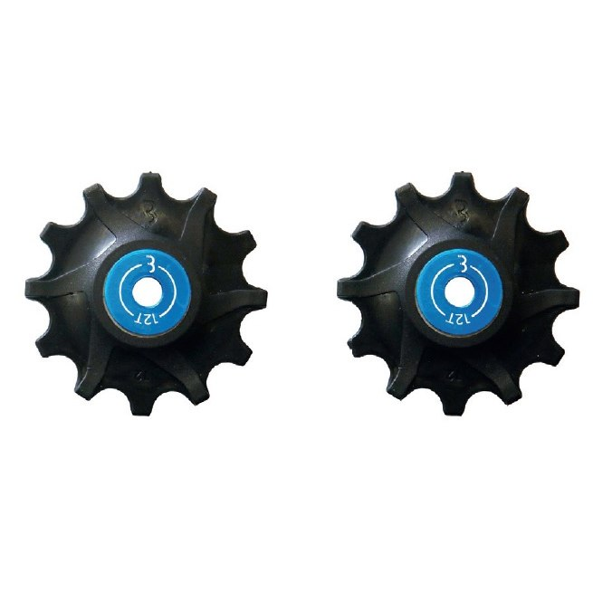 Image of BBB Cycling RollerBoys BDP-06 Jockey Wheels 12 tooth