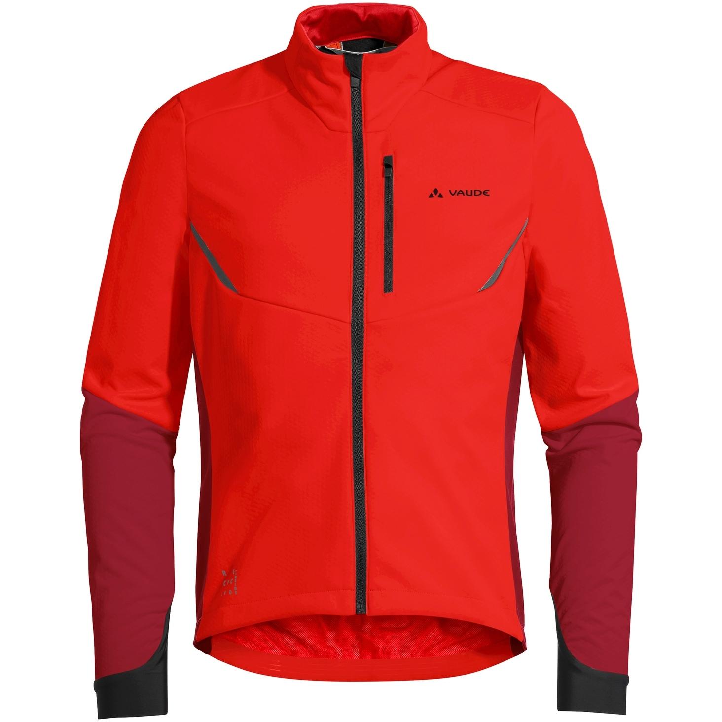 Vaude Men's Kuro Softshell Jacket - mars red