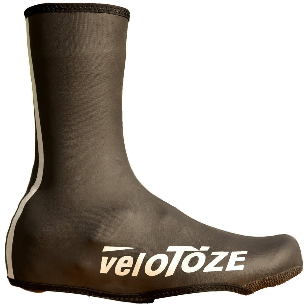 veloToze Neoprene Shoe Cover - Überschuh lang - black