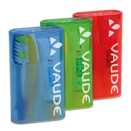 Bild von Vaude Dento Fresh Mini-Zahnbürste und Zahnpasta - 1 Stück