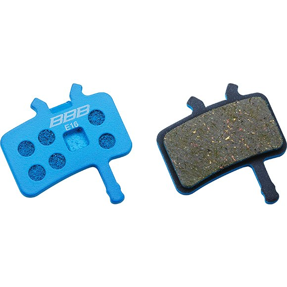 BBB Cycling DiscStop BBS-42T Brake Pads for Avid Juicy 3+5+7, Ultimate and Promax DSK-950